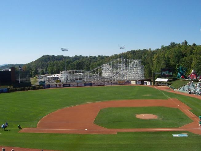 Blair County Ballpark Interior