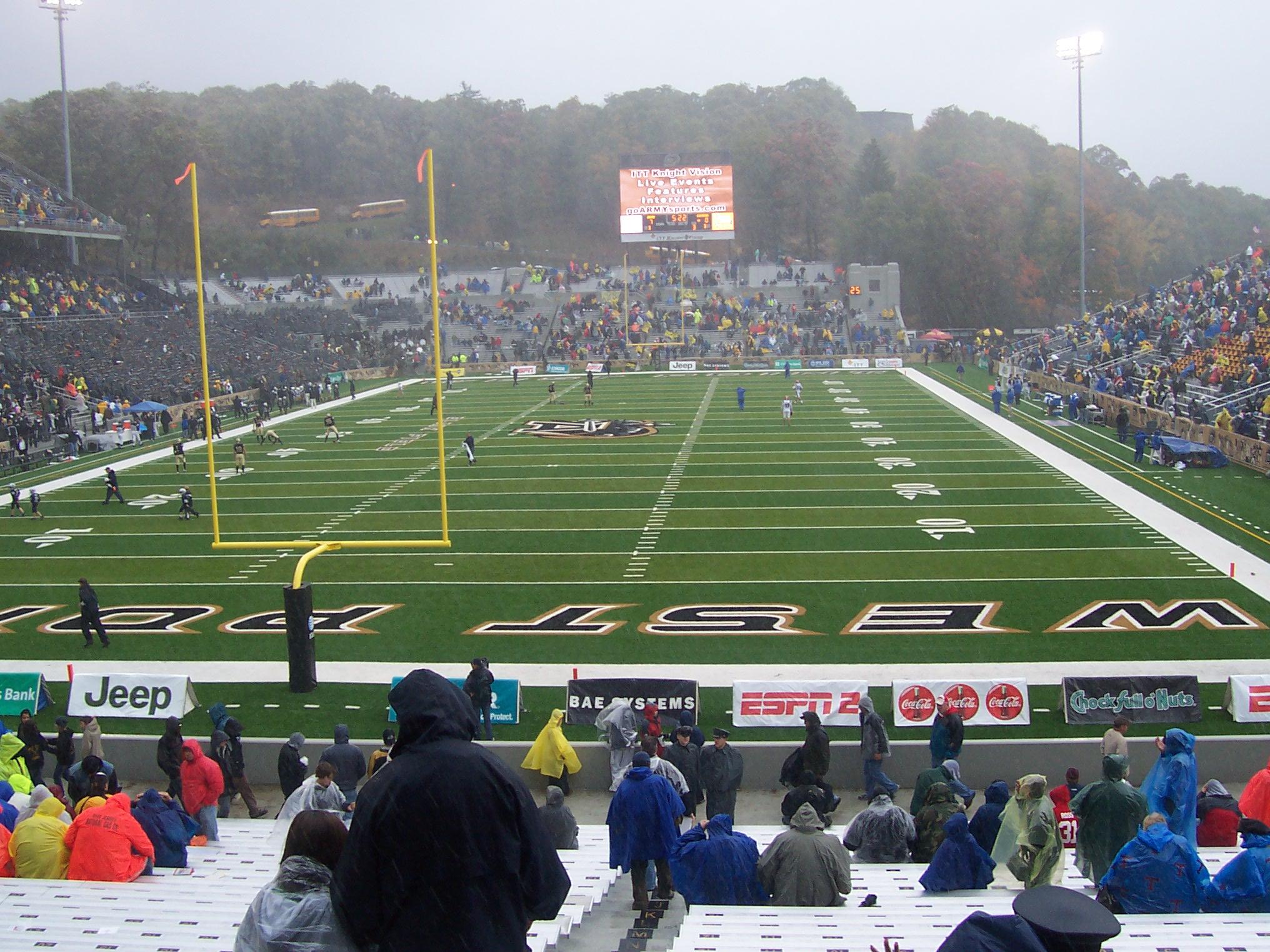 56 Michie Stadium 171 Stadium And Arena Visits
