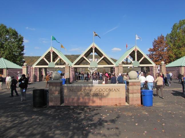 Goodman Stadium Exterior