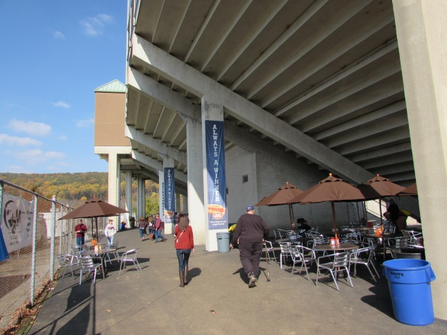 Goodman Stadium Concourse