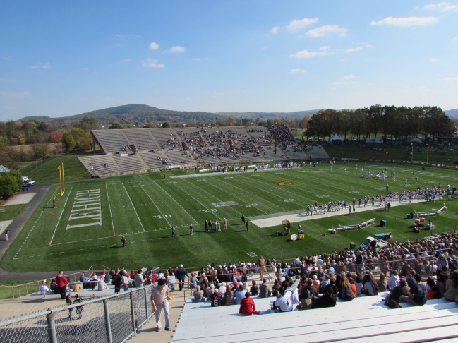 Goodman Stadium Interior