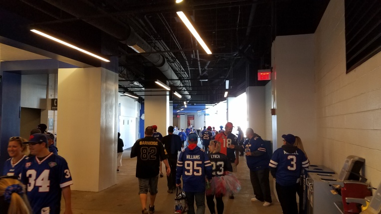 New Era Field Concourse