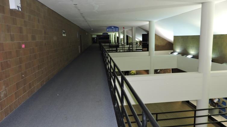 Alumni Arena Concourse