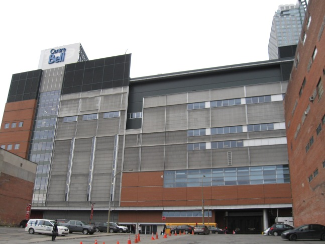 Bell Centre Exterior