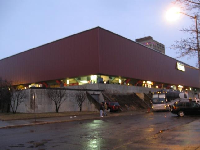 22 Floyd L Maines Veterans Memorial Arena 171 Stadium And