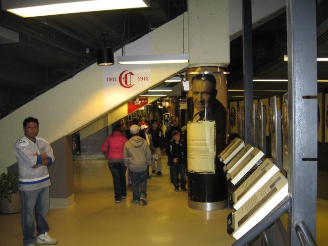 Bell Centre Concourse