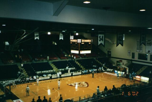 Reilly Center Interior