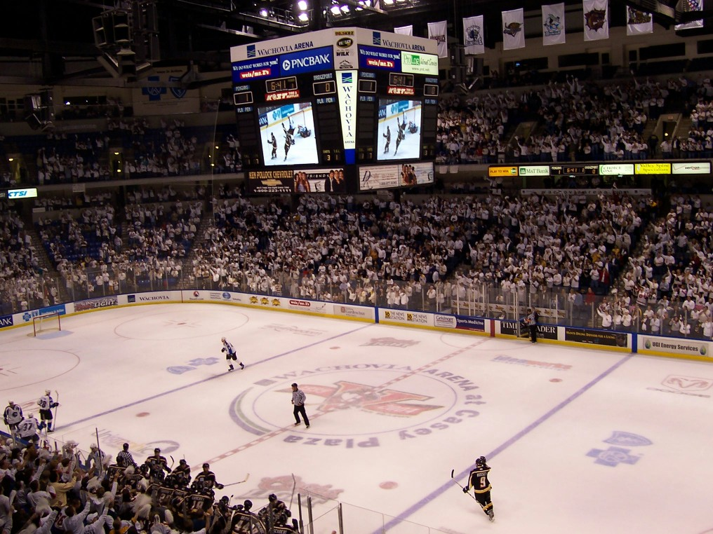 Mohegan Sun Arena At Casey Plaza Stadium And Arena Visits