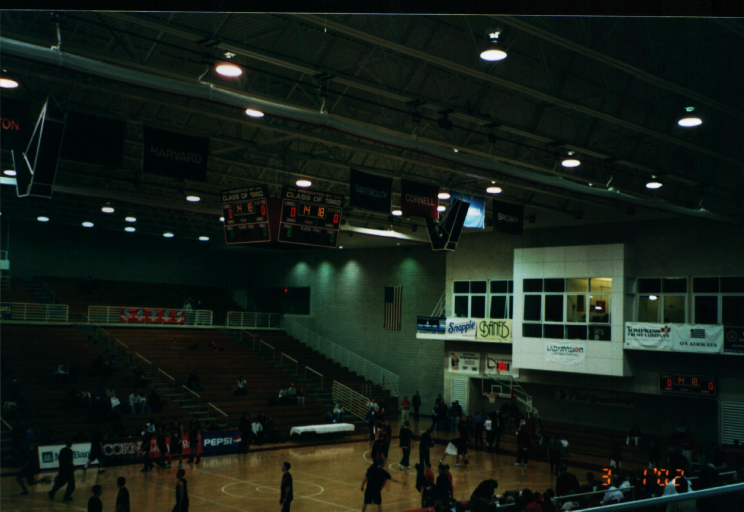 Madison Square Garden: #07 Newman Arena « Stadium And Arena Visits