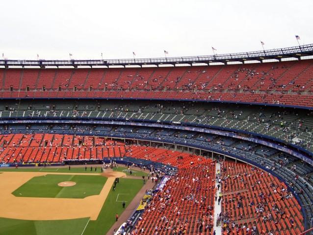 Shea Stadium Interior