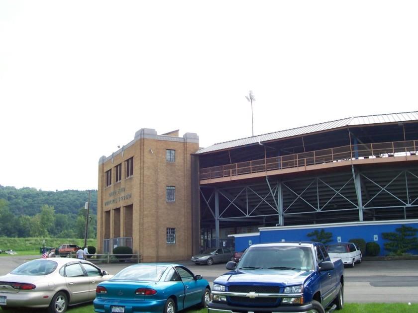 Dunn Field Exterior