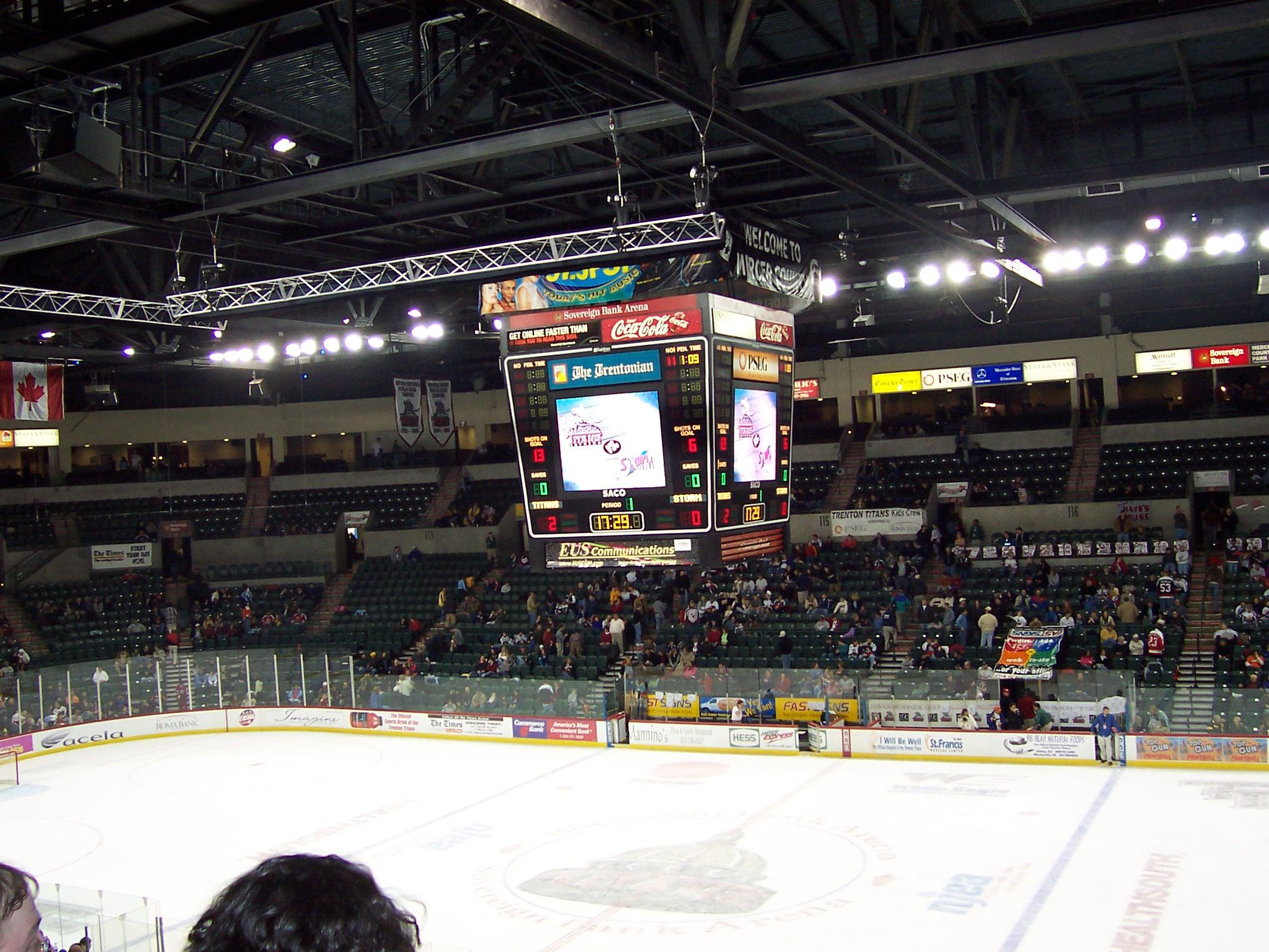 #28 Cure Insurance Arena « Stadium and Arena Visits