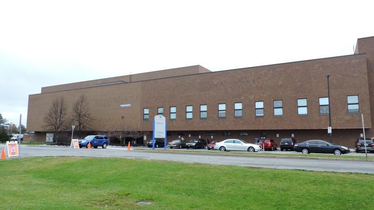 Alumni Arena Exterior
