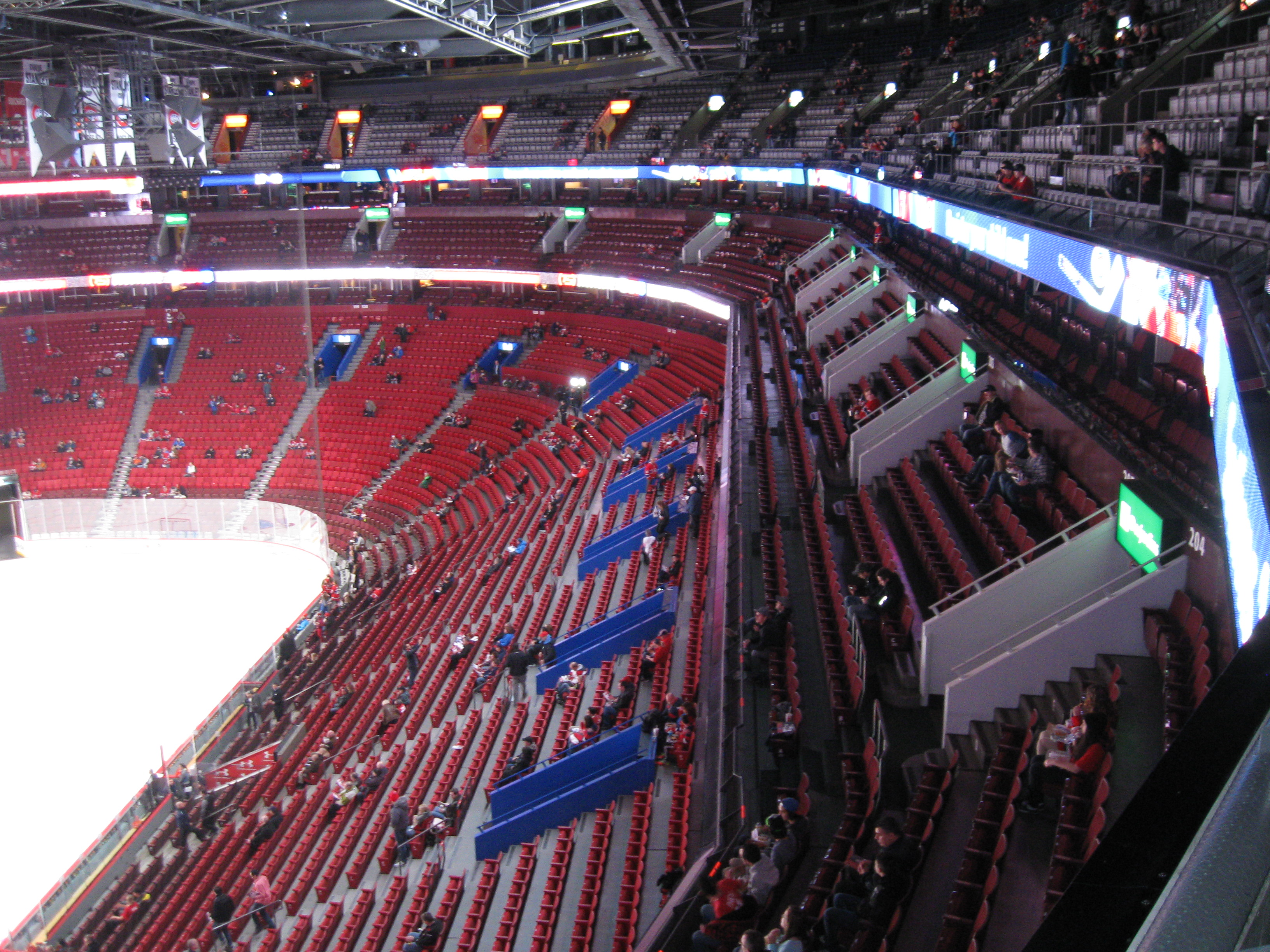 15 Bell Centre 171 Stadium And Arena Visits