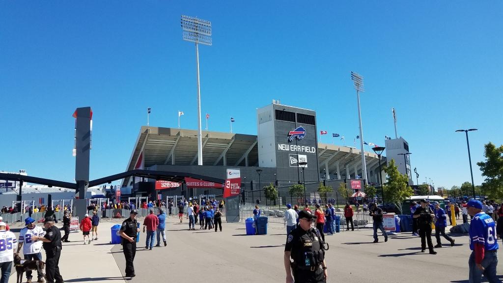 New Era Field Exterior
