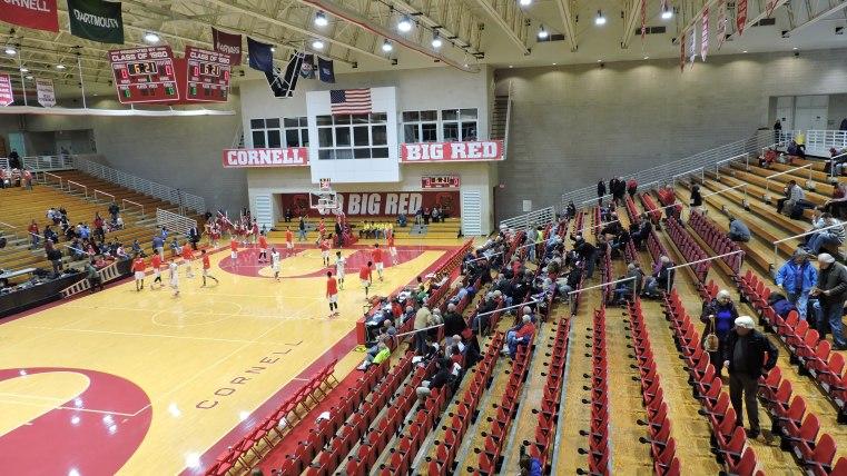 Newman Arena Interior
