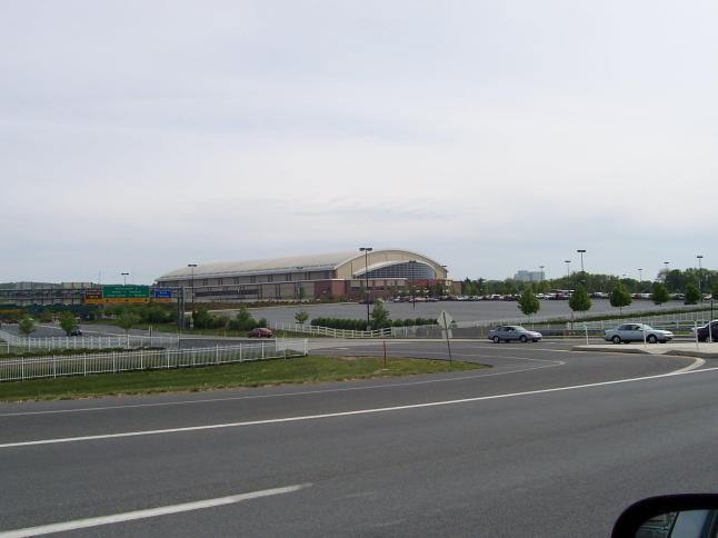 Giant Center Exterior