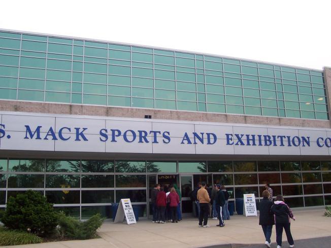 Mack Sports Complex Exterior