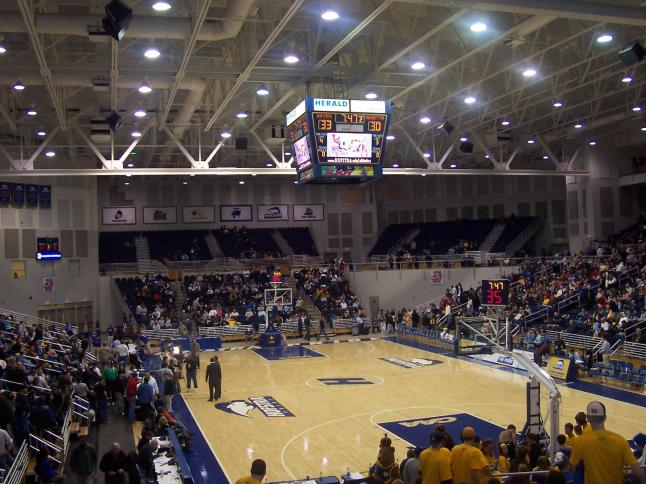 Mack Sports Complex Interior