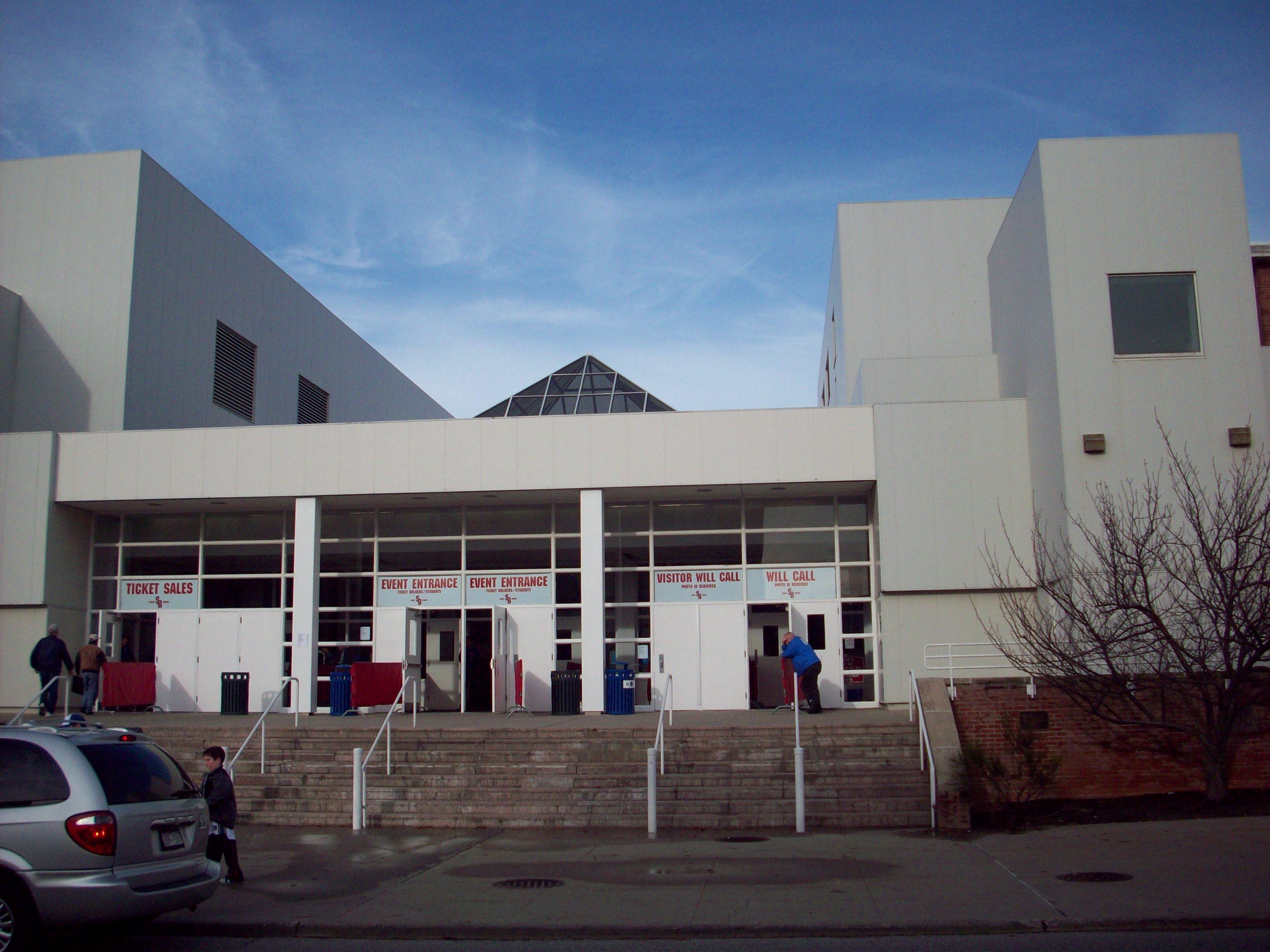 Island Federal Credit Union Arena – Stadium and Arena Visits