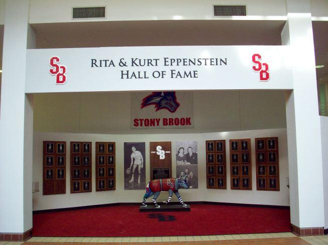 Stony Brook Arena Concourse