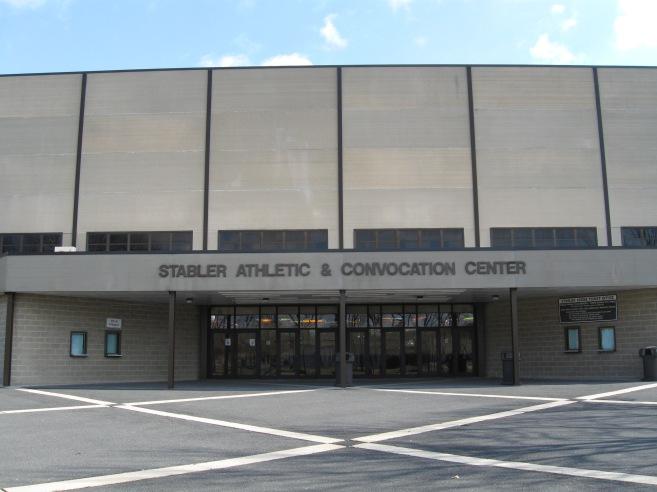 Stabler Arena Exterior