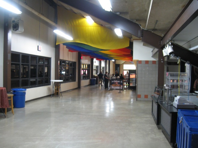 Stabler Arena Concourse