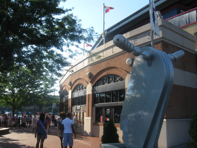 FirstEnergy Stadium Exterior