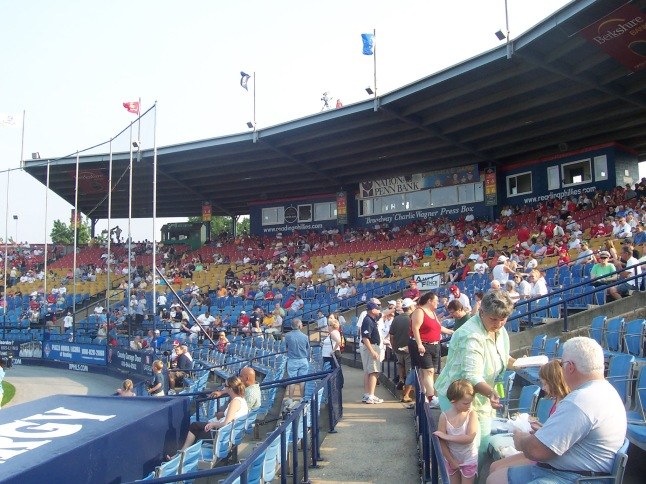 FirstEnergy Stadium Interior