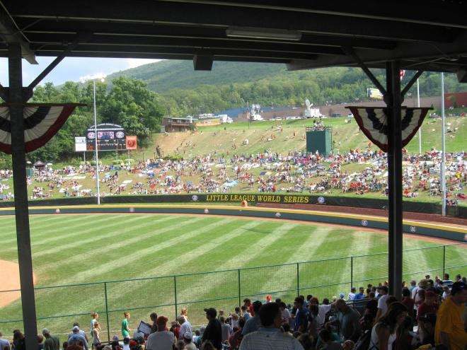 Lamade Stadium Interior