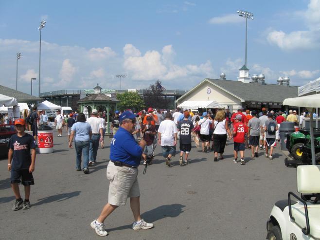 Volunteer Stadium Concourse