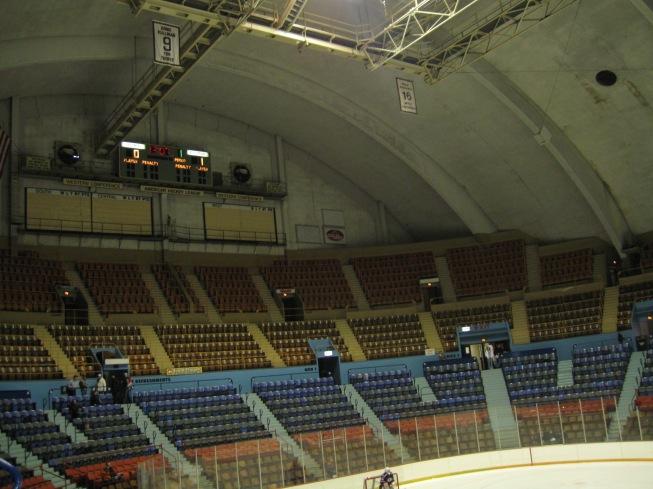 Hersheypark Arena Interior