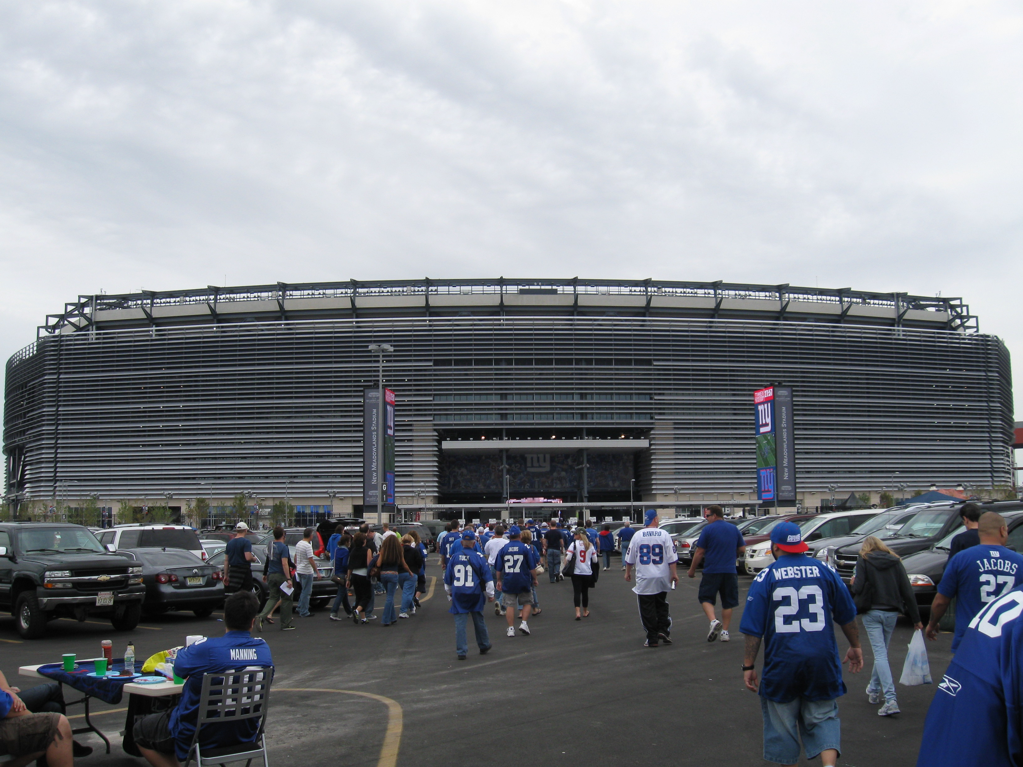 85 Metlife Stadium 171 Stadium And Arena Visits