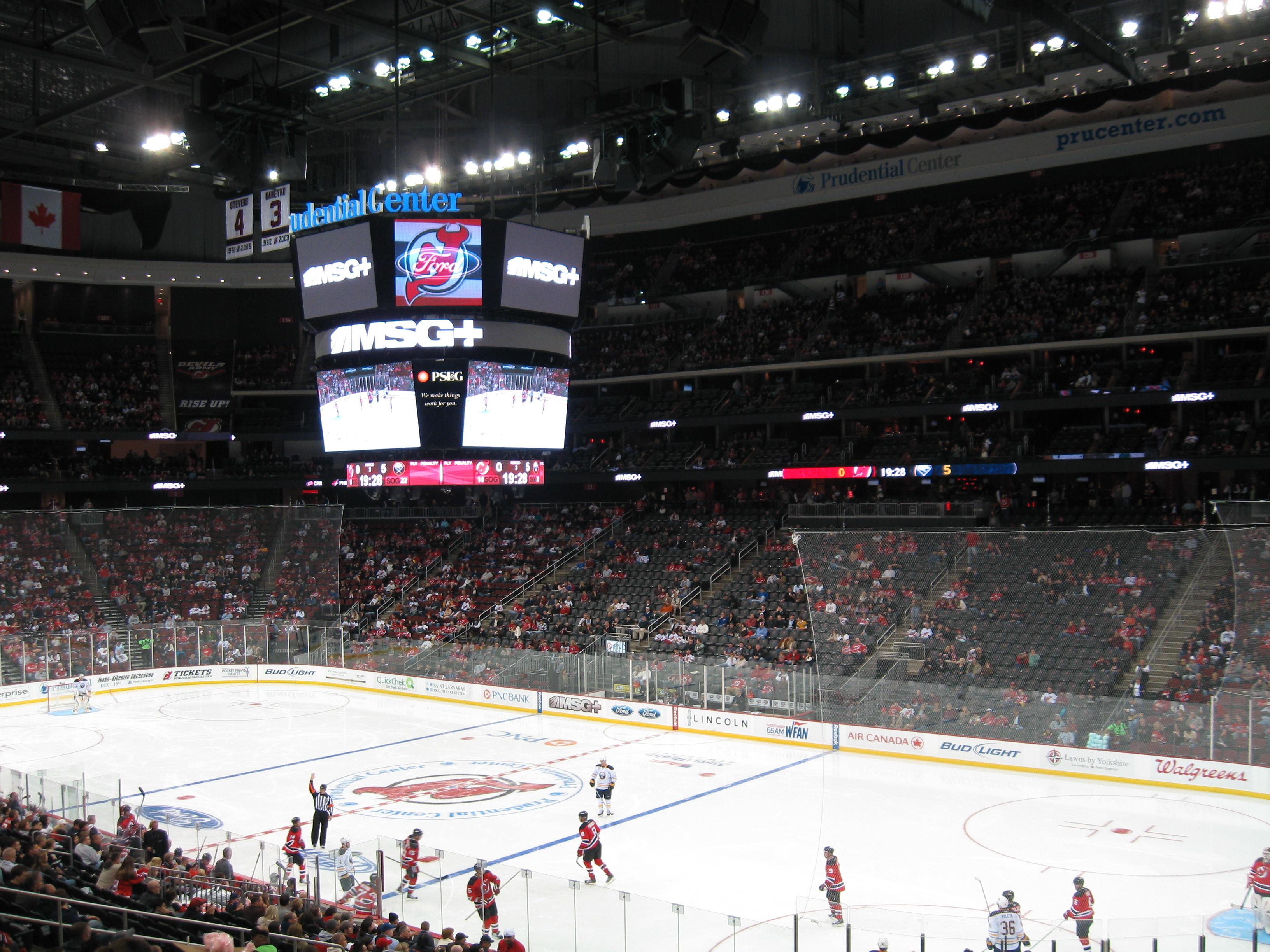 87 Prudential Center 171 Stadium And Arena Visits