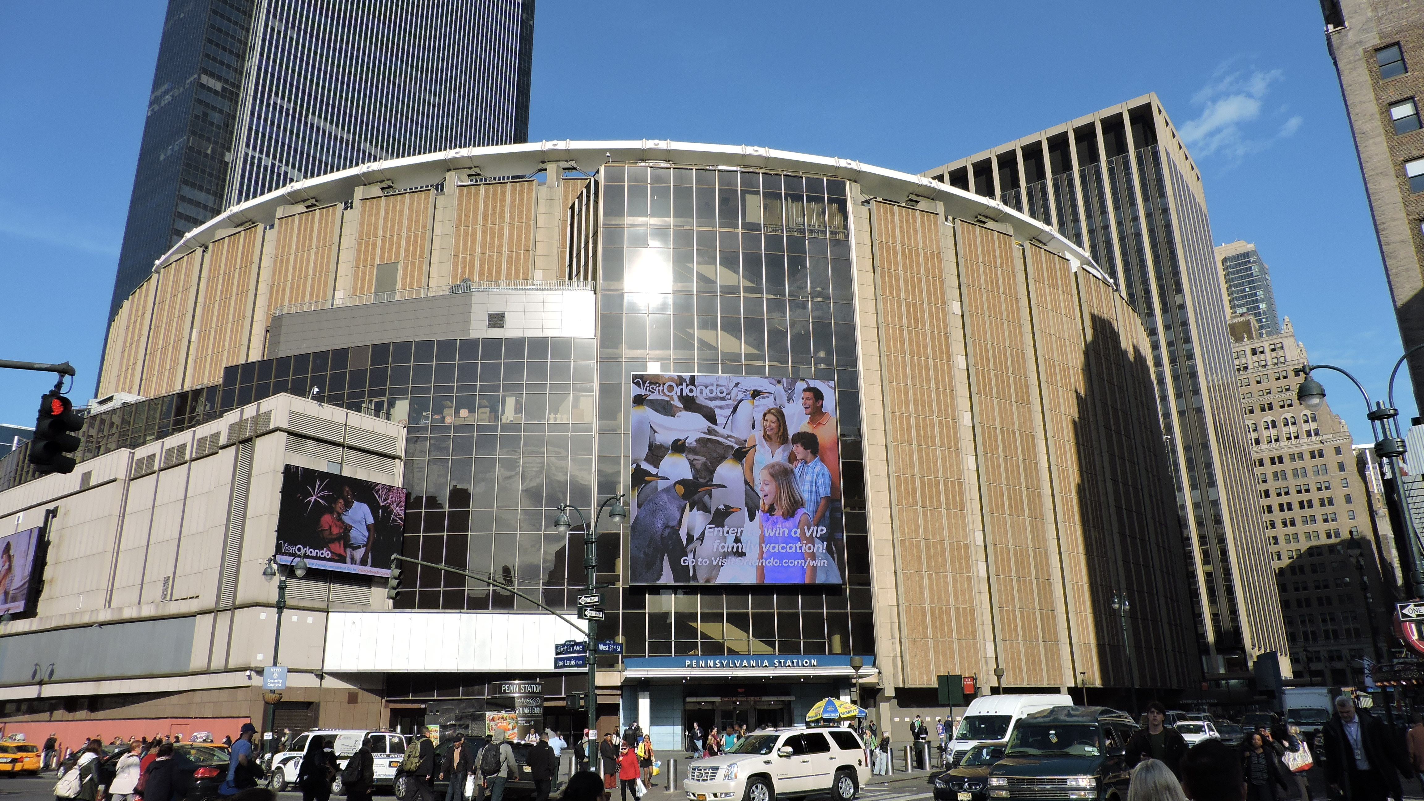 88 Madison Square Garden Stadium And Arena Visits