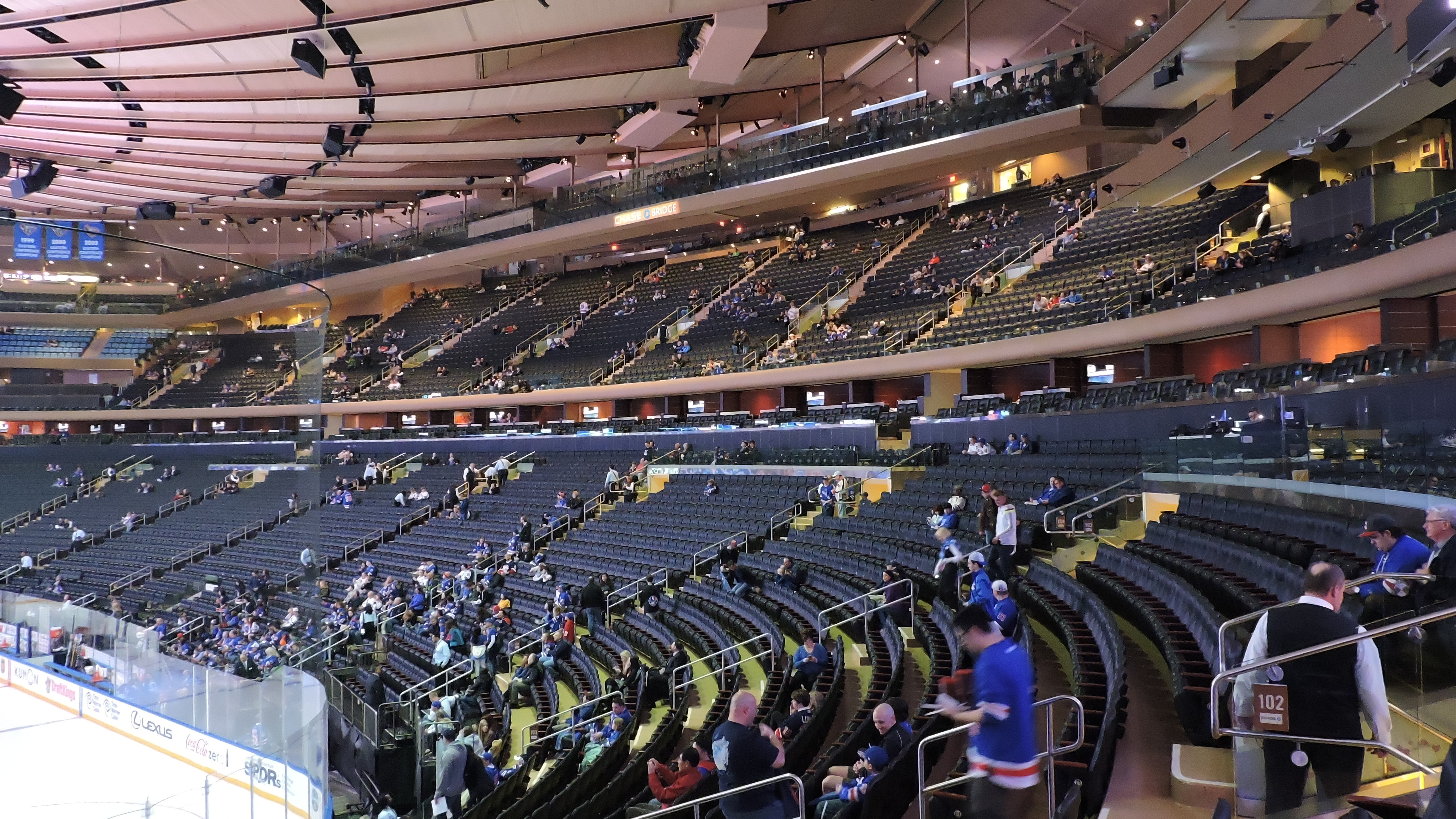 Madison Square Garden: Stadium And Arena Visits
