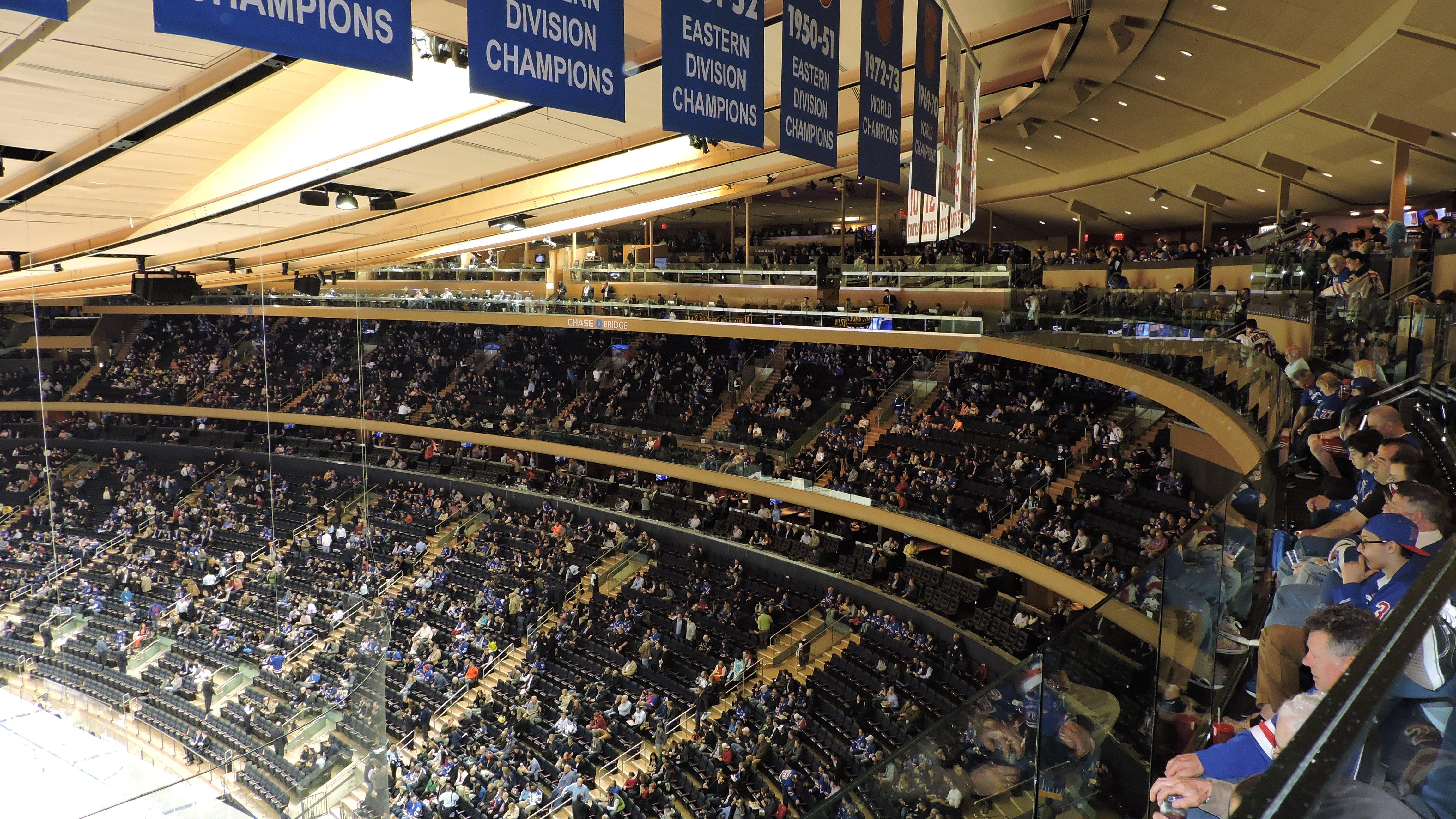 Madison Square Garden Stadium And Arena Visits
