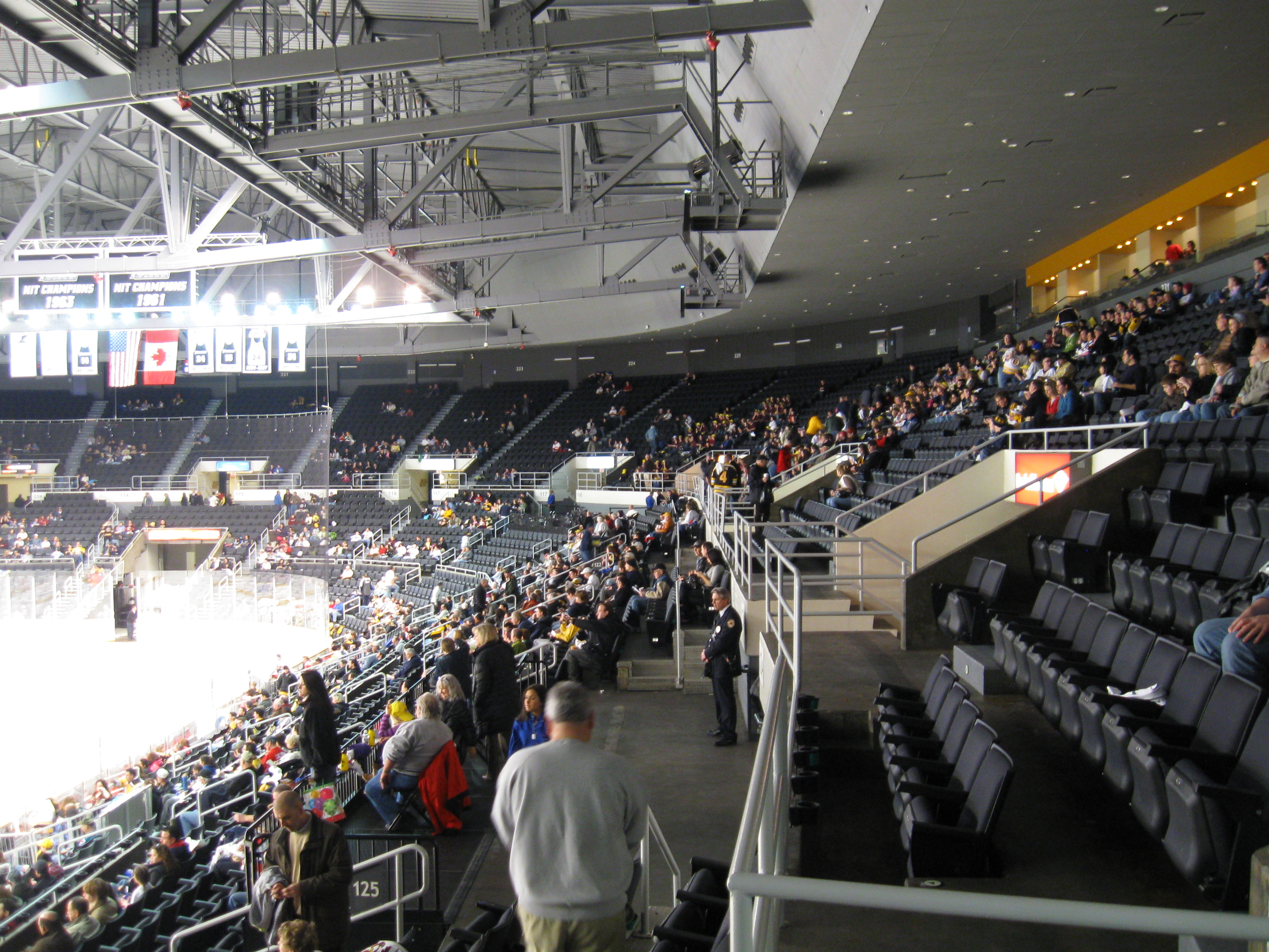 Dunkin' Donuts Center – Stadium and Arena Visits