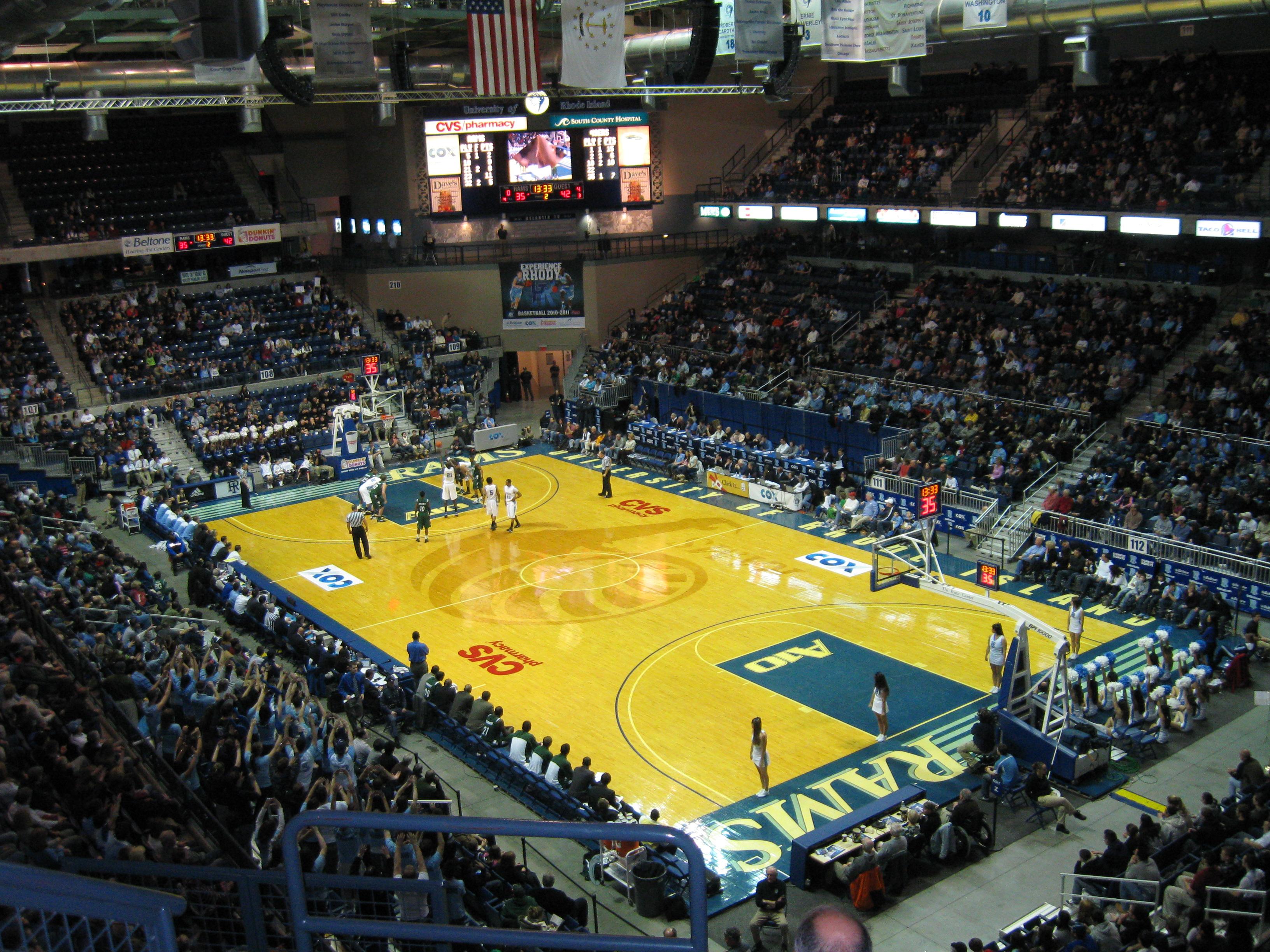 University Of Rhode Island Alumni Center