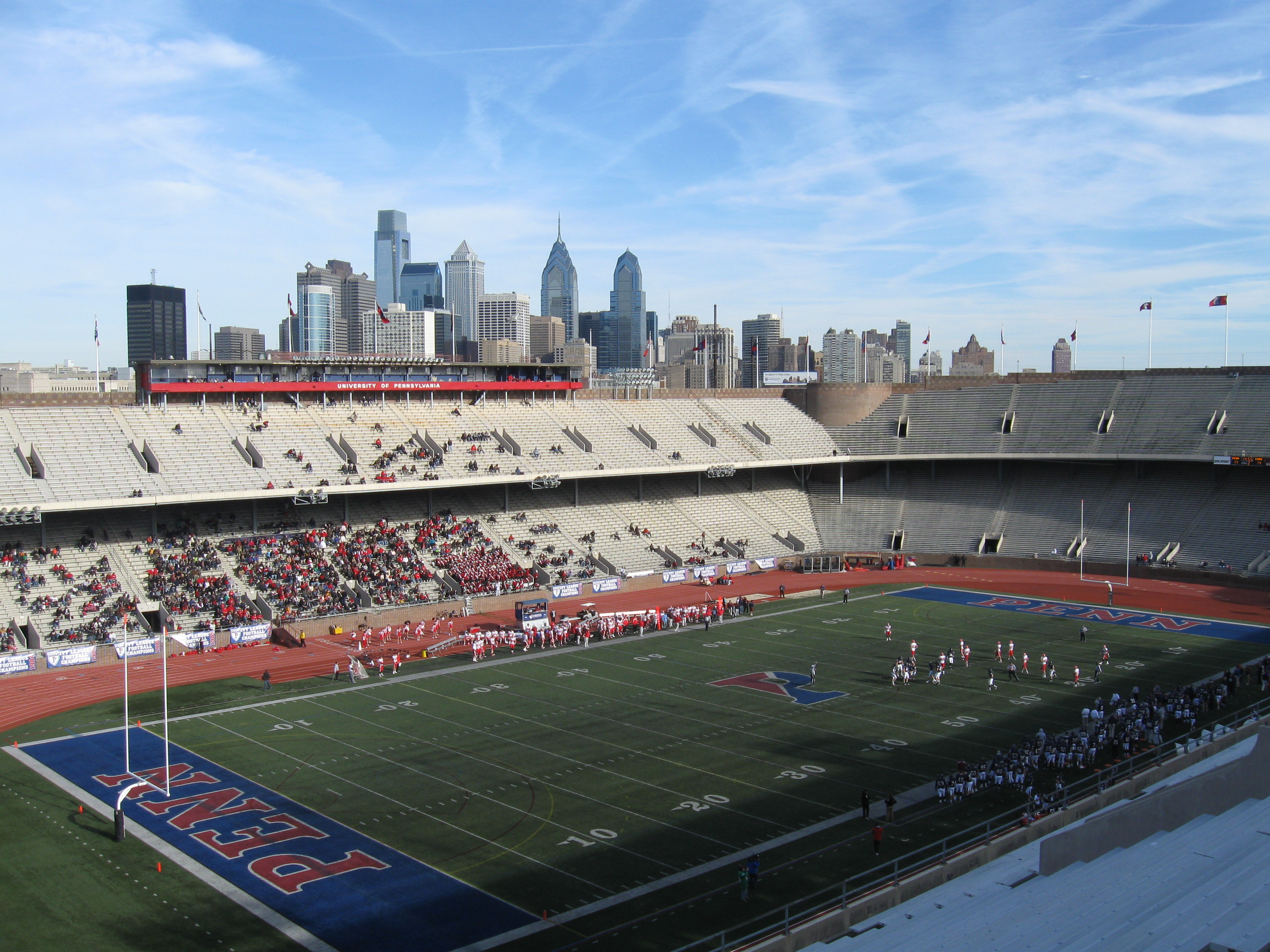 107 Franklin Field 171 Stadium And Arena Visits