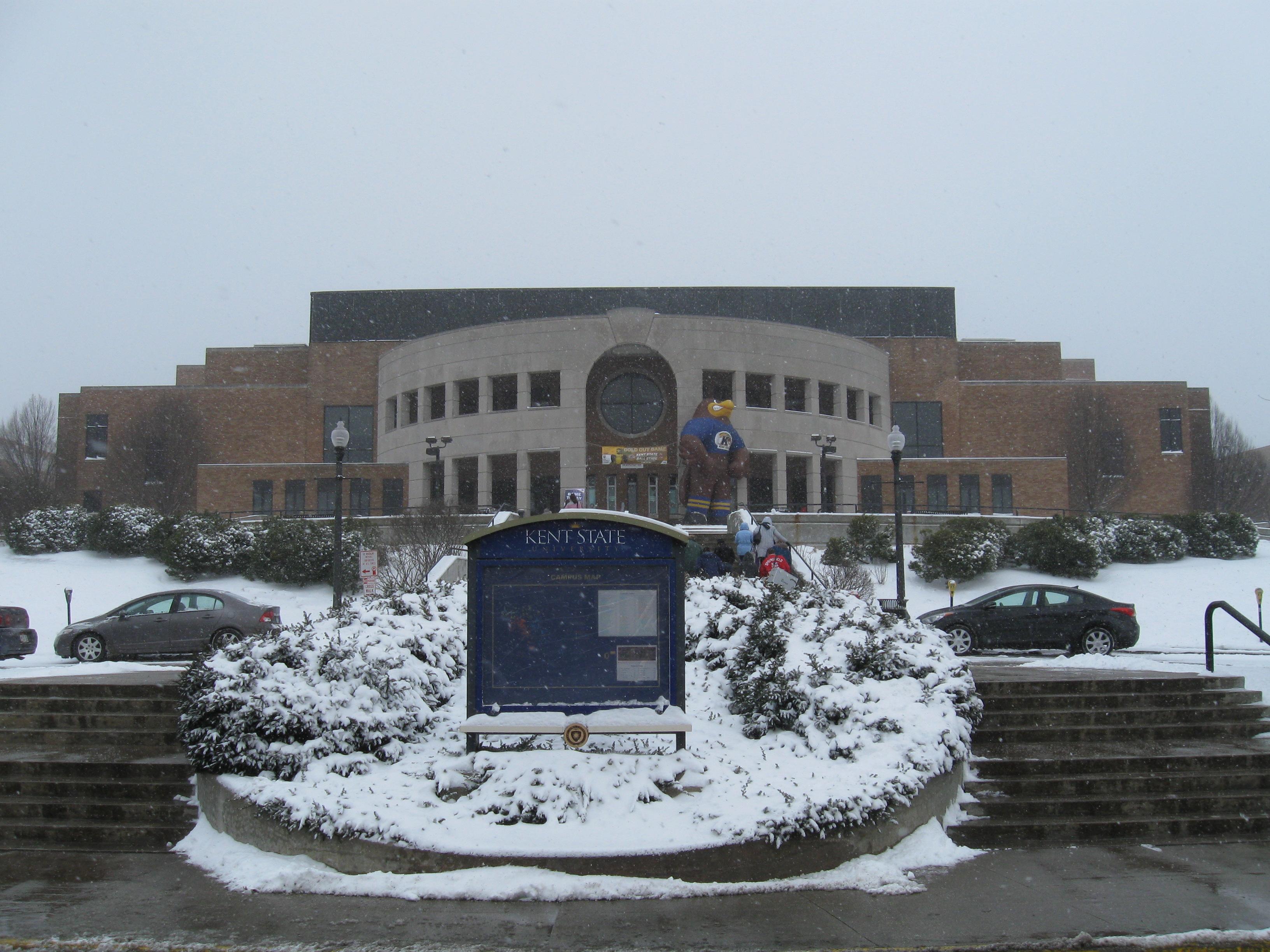 MAC Center – Stadium and Arena Visits on kent state library, kent state university mac, kent state ice arena, kent state parking lot map,