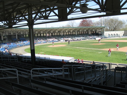 Yale Field Interior