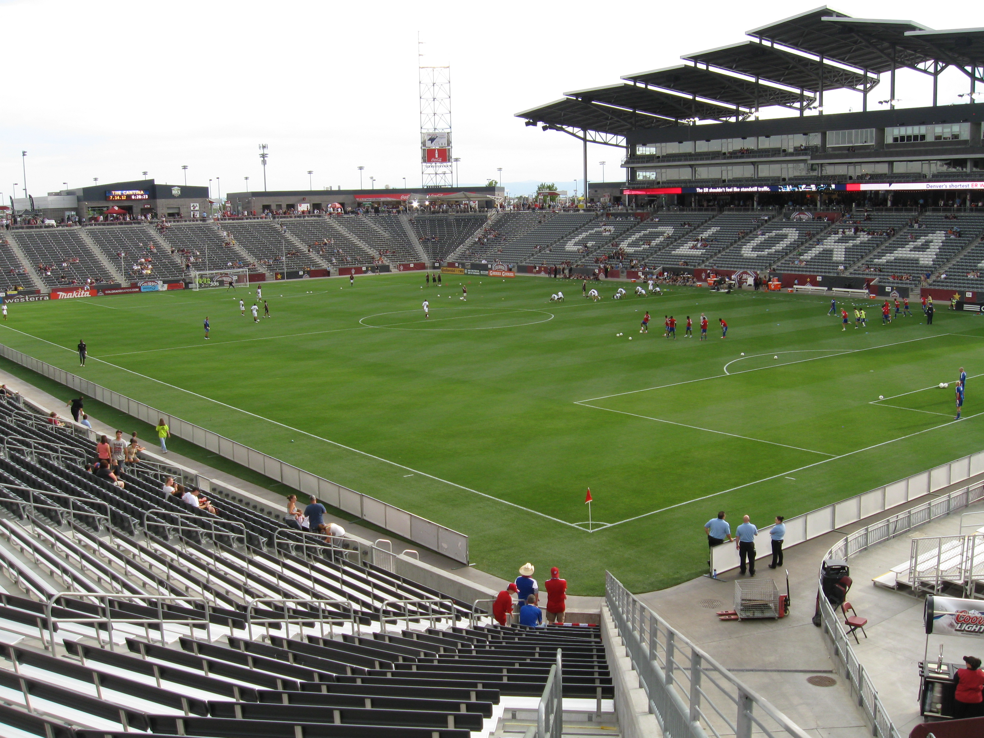 117 Dick S Sporting Goods Park 171 Stadium And Arena Visits