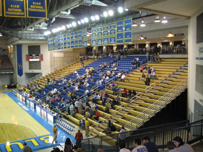 Bob Carpenter Center Interior