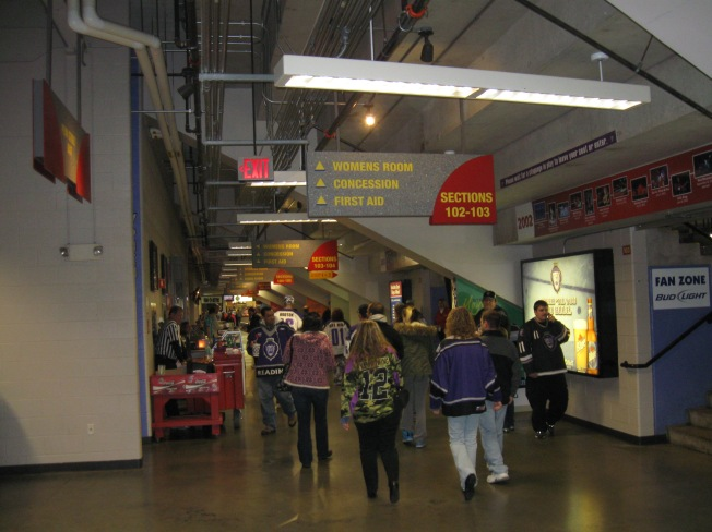 Sovereign Center Concourse