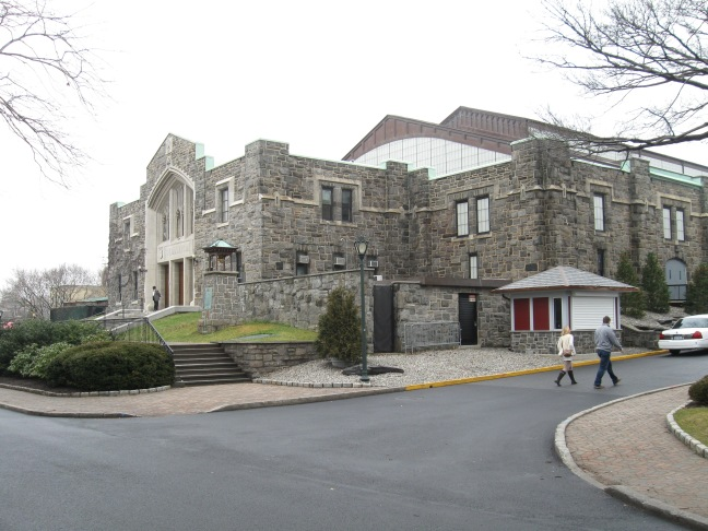 Rose Hill Exterior
