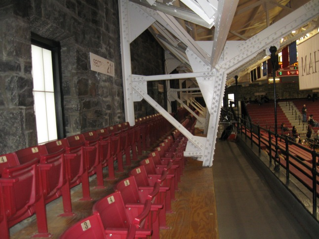 Rose Hill Interior