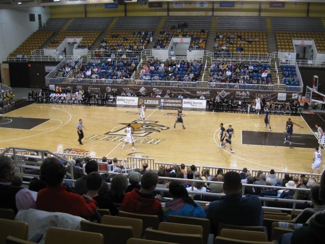 Stabler Arena Interior