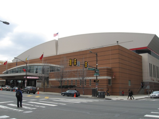 Liacouras Center Exterior