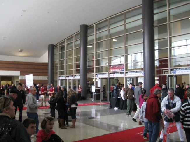 Liacouras Center Concourse